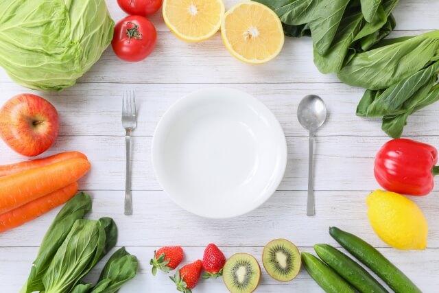 痩せる食事って?トレーナーがおすすめの6つの方法~ダイエット編~