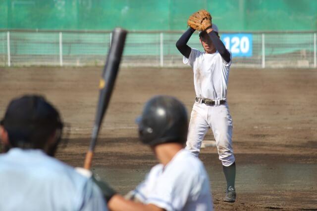 野球選手は、短距離走をたくさんやろう!!