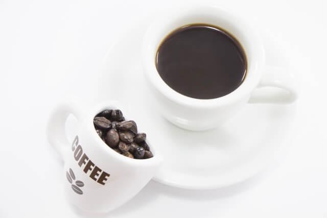 コーヒーの効果って?健康にいいの?