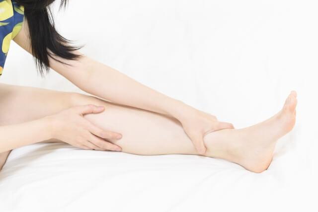 足のむくみがひどい!~改善したいと思う人にみてほしい~
