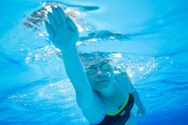 【トレーナー解説】水泳は痩せるの?結論、痩せます!!